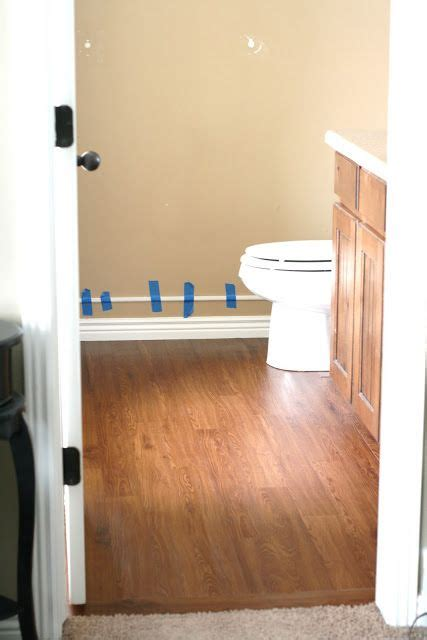can laminate flooring go in a bathroom 423 best images about for the home diying is right