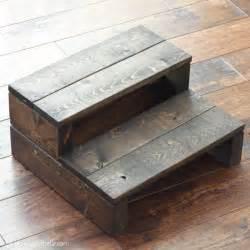 super simple kid s diy 2x4 wooden step stool beckham belle