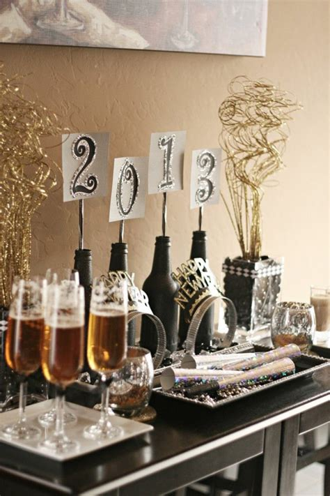 themes for new year house party 20 wonderful new year eve party ideas home design and