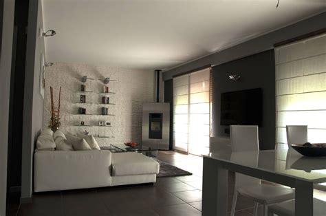 Home Living Room Interior Design by Arredamento Di Un Living Room Moderno Torino Piovano