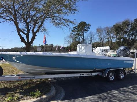 25 contender boats for sale new contender 25 bay boats for sale boats
