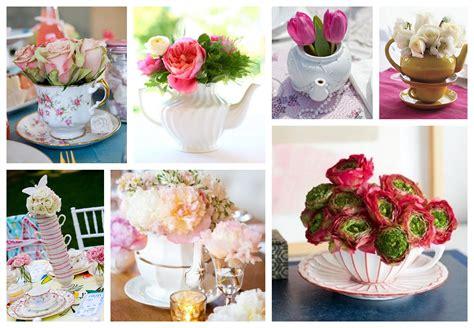 bridal shower ideas tea tea themed wedding midway media