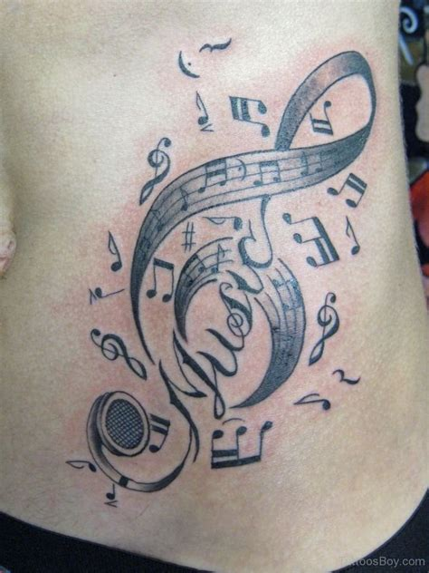 tattoo of music notes designs tattoos designs pictures page 6