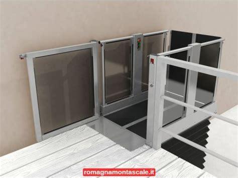 pedane elevatrici per disabili montascale e soluzioni mobilit 224 by romagna montascale
