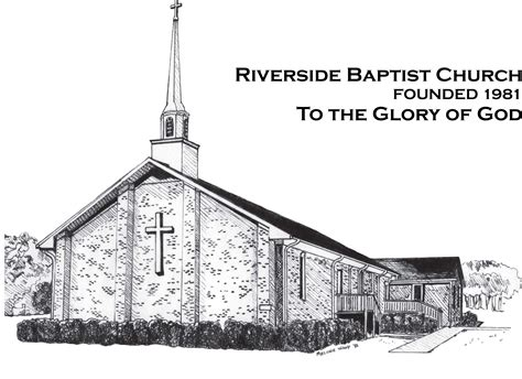 Ordinary Independent Baptist Church Seeking Pastor #2: Church_sketch_large_words_upper_right.jpg