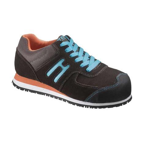stylish womens steel toe shoes