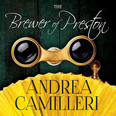 the brewer of preston andrea camilleri