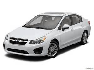 2014 Subaru Impreza 2 0i Premium 2014 Subaru Impreza Sedan Manual 2 0i Premium Carnow