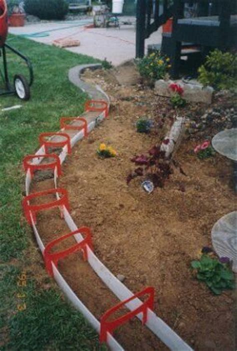 Landscape Edging Borders Diy Best 25 Lawn Edging Ideas On
