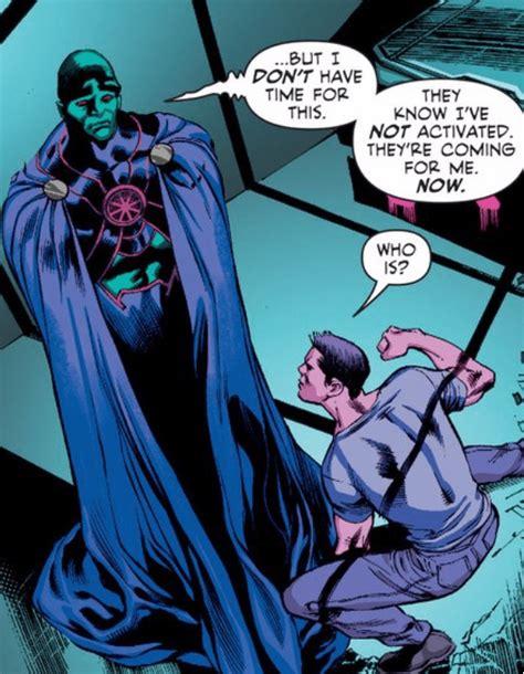 review martian manhunter  dc comics news