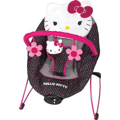 baby trend swing baby trend hello kitty bouncer walmart com