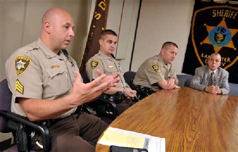 tense moments tragic results local sheriffs discuss