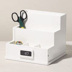 white wood desk accessories 1000 images about desk organiser on solid