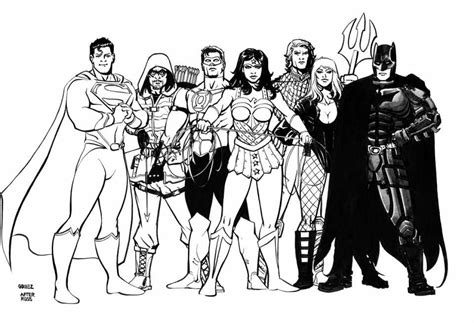 justice league coloring pages free coloring home