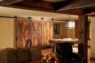 rustic finished basement ideas traditional basement