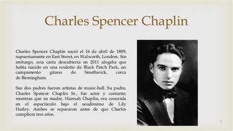 biography charles chaplin en ingles charles chaplin