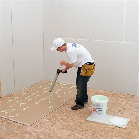 green glue soundproofing walls ceiling and floors