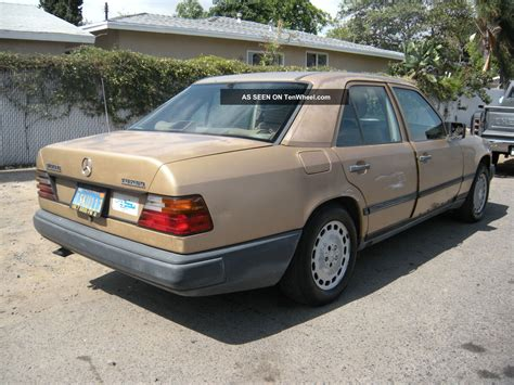 1987 mercedes 300d