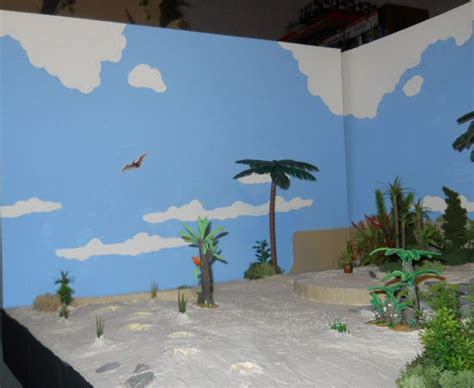 dinosaurs diorama background images painting backgrounds for dinosaur dioramas