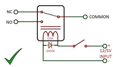 freewheeling diode used in relay interfacing free wheeling diode in relays 28 images back emf suppression half wave controlled rectifier