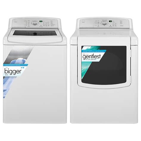Kenmore 4 5 Cu Ft Top Load Washer High Performance At Sears