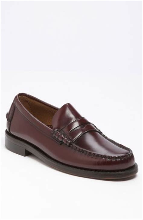 sebago classic loafer sebago classic loafer in brown for antique