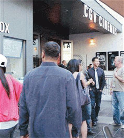 cgv wage cgv cinemas coming to orange county the korea times