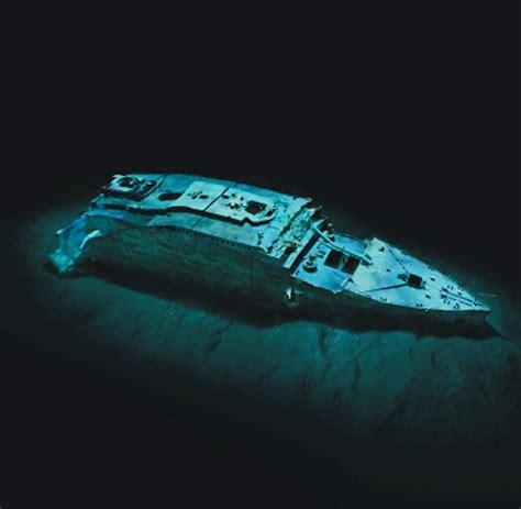 titanic film unterwasseraufnahmen schiffskatastrophe sensationelle bilder vom wrack der