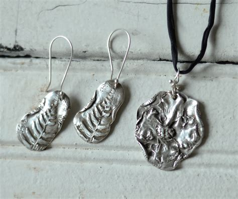 silver jewelry classes pmc intro class project