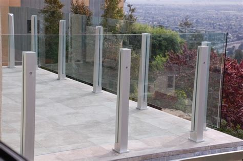 Glass Patio Railing Systems by Berkeley Glass Railing