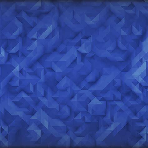 pattern triangle blue vp33 polygon art blue triangle pattern