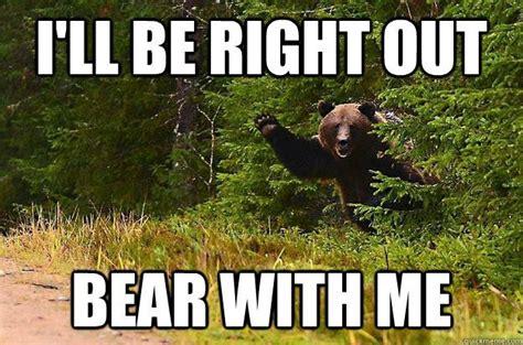 Bear Stuff Meme - greetings bear julia gaspary animalssss pinterest