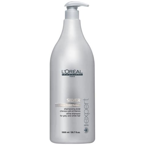 L Oreal White Series l oreal professionnel serie expert silver shoo 1500ml