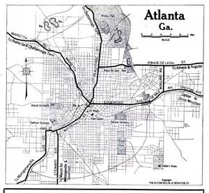 Atlanta On A Map by Nationmaster Maps Of United States 1212 In Total