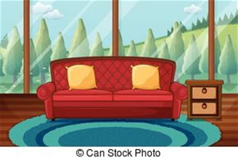 I M Sitting In My Room - family in living room clipart 73