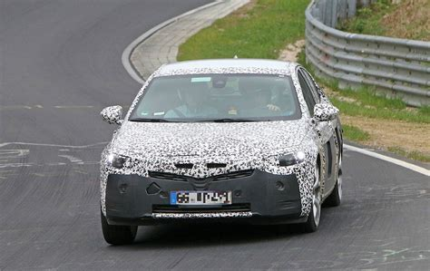 opel opc 2017 2017 opel insignia spied has opc wheels and cadillac