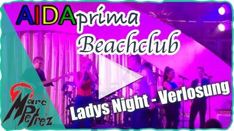 aidaprima vorstellung aidaprima beachclub band 2016 vorstellung hd