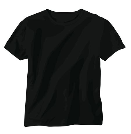 Kaos No Picture White Pd 19 free blank t shirt template designs ucreative
