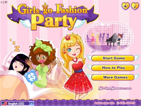 Home Decorating Games Online by Girls Go Fashion Party Game Games For Girls Box
