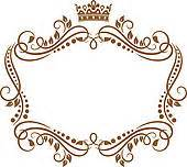 Crown Border Clipart crown royal clipart border pencil and in color crown royal clipart border