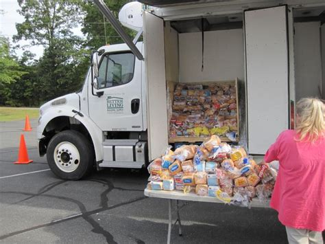 Mobile Food Pantry Truck by Hunger In The Countryside Food Insecurity Part 2 Wmra