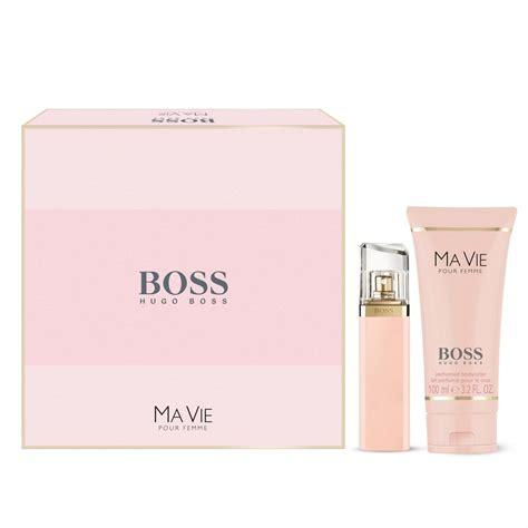 Parfum Hugo Ma Vie hugo ma vie w eau de parfum 50ml lotion 100ml gift set hugo from