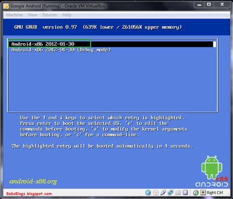 reset android x86 cara instal android x86 di virtualbox
