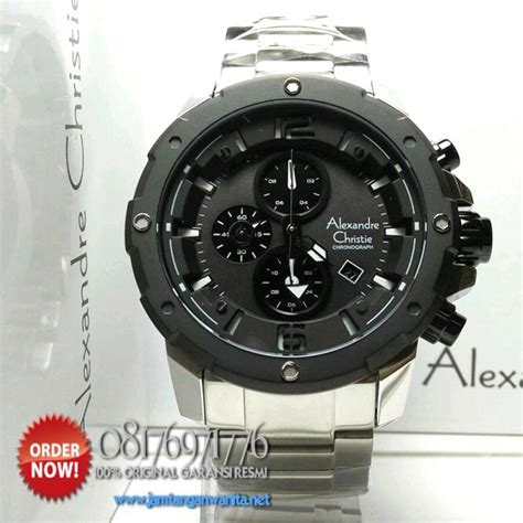 Alexandre Christie 8367ld Bs jam tangan alexandre christie ac6410mc steel sporty original
