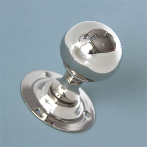 Style Door Knobs by Nickel Door Knobs Antique Style