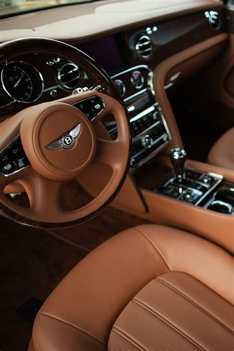 one of the most car interios bentley mulsanne