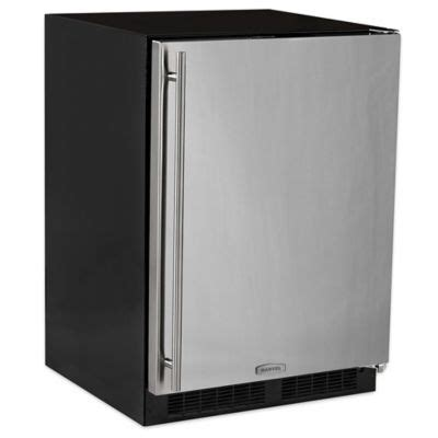 buy undercounter 24 inch stainless steel refrigerator