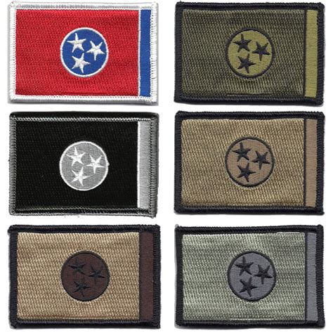 state tactical patches 2 quot x3 quot tennesse state tactical patch