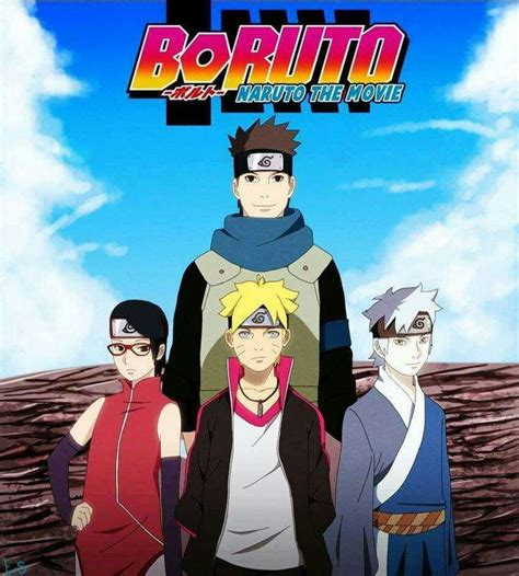boruto film web boruto naruto the movie anime amino