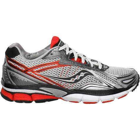 hurricane running shoes saucony powergrid hurricane 14 running shoe s